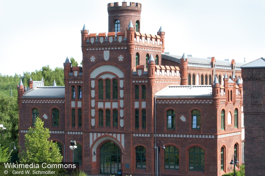 Дортмунд Шахта-музей